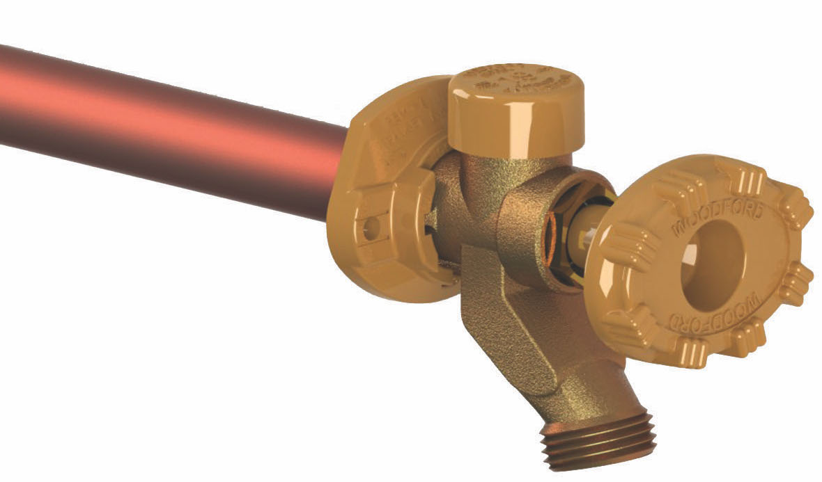 Garden Hose Faucet Replacement